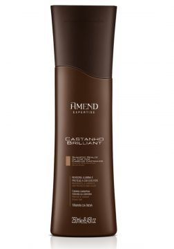 Amend Castanho Brilliant Shampoo 250ml Amend