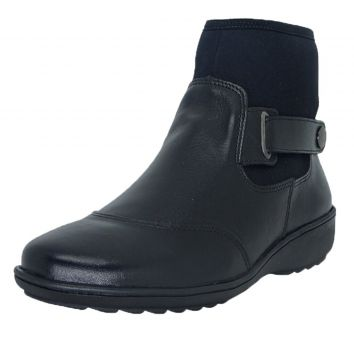 Bota Arrive Fashion Lara Preto Arrive Fashion