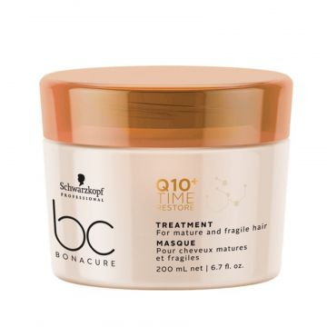 Bonacure Q10+ Time Restore Treatment 200ml Schwarzkopf Schw