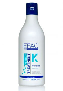 Queratina Hidrolisada EFAC Premium Treatment - 500mL EFAC F