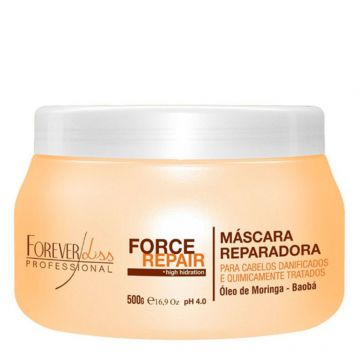 Máscara Force Repair Forever Liss 500gr Forever Liss
