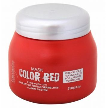 Máscara Intensificadora Forever Liss Color Red 250g Forever