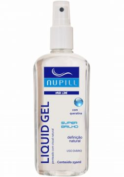 Nupill Liquid Gel Super Brilho 230ml Nupill