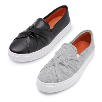 Kit 2 Pares Slip On Casual CRISTAISHOES CRISTAISHOES