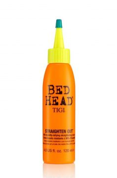 Creme Tigi Haircare Bed Head Straighten Out 120ml Tigi Hair