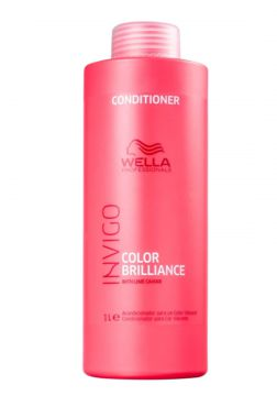 Condicionador Wella Collor Brilliance Invigo 1000ml Wella