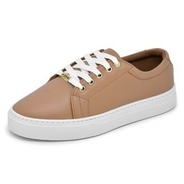 Tenis Casual Charlotte Shoes Nude Charlotte Shoes