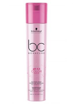 Bonacure Color Freeze Sulfate Free Micelar Shampoo 250ml Sc