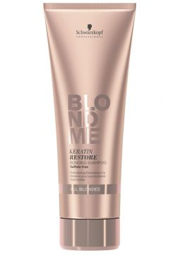 Blond Me Keratin Restore Bonding Shampoo 250ml Schwarzkopf