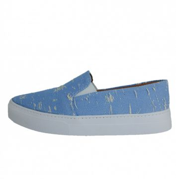 Slip On Comitiva Boots Jeans Light Blue Comitiva Boots