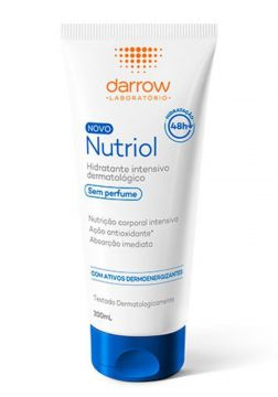 Darrow Loção Hidratante Nutriol Sem Perfume 200ml Darrow