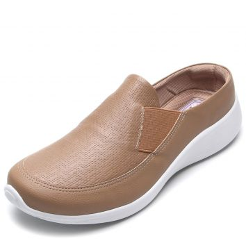 Slip On Piccadilly Relax Bege Piccadilly