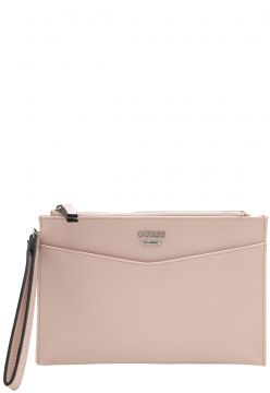 Clutch Guess Textura Nude Guess