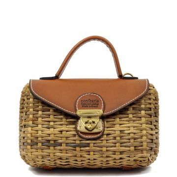 Bolsa Confraria (AS0404) Bege Equipage