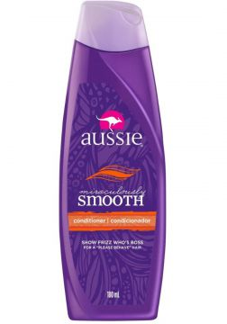 Condicionador Aussie Miraculously Smooth 180ml Aussie
