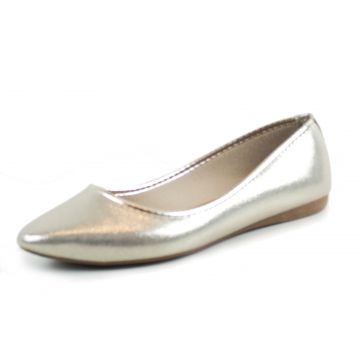 Sapatilha Tag Shoes Metalizada Dourado Tag Shoes