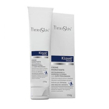 Theraskin Klaviê Clinical Creme Hidratante 150g Theraskin