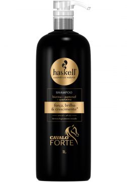Shampoo Cavalo Forte 1L Haskell HASKELL