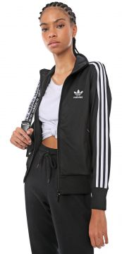 Jaqueta adidas Originals Firebird Tt Preta adidas Originals