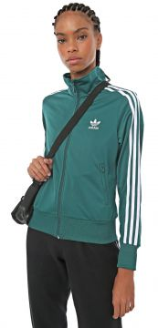 Jaqueta adidas Originals Firebird Tt Verde adidas Originals