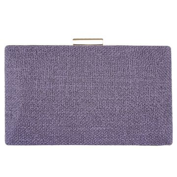 Bolsa Bag Dreams Clutch Hannah Lilás Bag dreams
