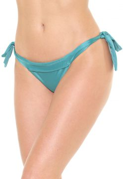 Calcinha Acqua by Classic String Lisa Verde Acqua by Classi