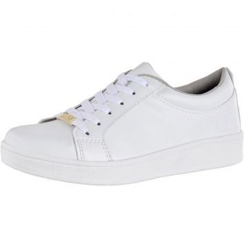 Tenis Casual CRSHOES Branco CRSHOES
