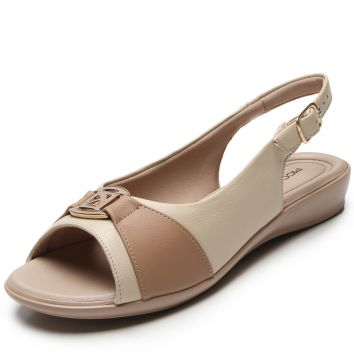 Peep Toe Piccadilly Relax Nude Piccadilly