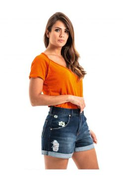 Short Jeans Equivoco Madison Equivoco