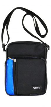 Mini Shoulder Bag Alkary Refletiva Azul Alkary