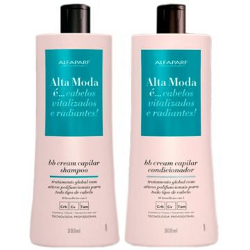 Alta Moda Kit Duo BB Cream Capilar Alta Moda