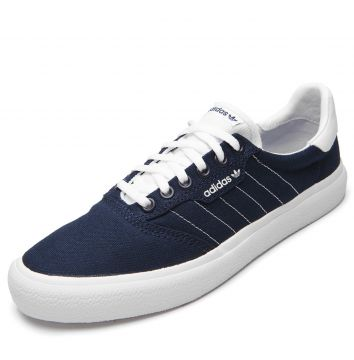 Tênis adidas Originals 3Mc Azul-Marinho adidas Originals