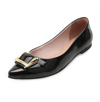 Sapatilha Lady Queen AM18-34003-1210073 Preto Lady Queen