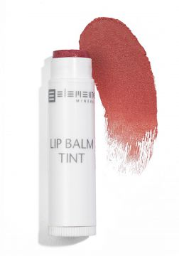 Lip Balm Tint Elemento Mineral Blush Nude Natural Transpare