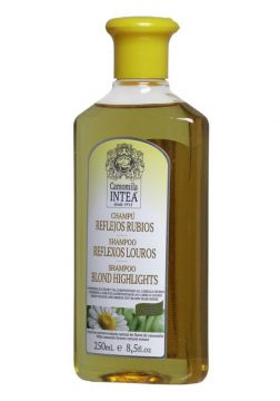 Shampoo Intea Reflexos louros 250mL Intea