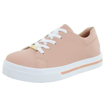 Tenis Casual CRshoes Rosa CRSHOES