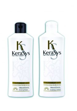 Kit Shampoo e Condicionador Kerasys Revitalizing (2x180ml)