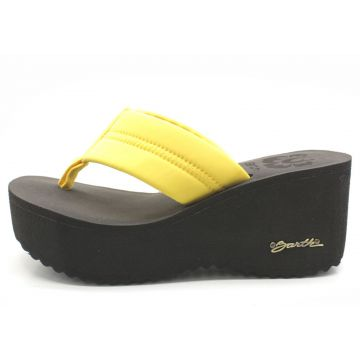 Chinelo Barth Shoes Summer Amarelo Barth Shoes