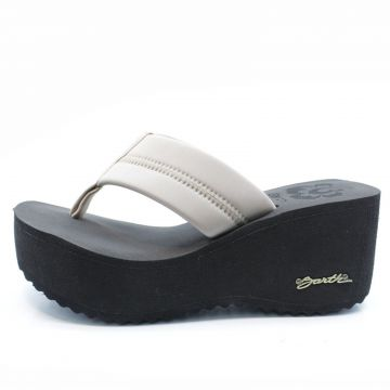 Chinelo Barth Shoes Summer Bege Barth Shoes