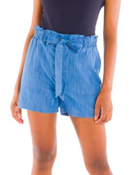 Short Jeans Leve Jeans Azul Loony