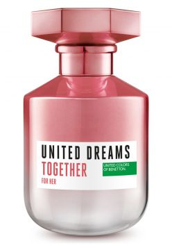 Perfume United Dream Together Her Benetton Fragrances 50ml