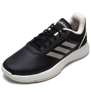 Tênis adidas Performance Courtsmash W Preto adidas Performa