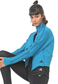 Jaqueta adidas Performance W St Tracktop Azul adidas Perfor