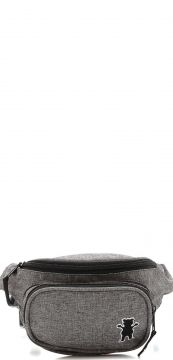 Pochete Grizzly Fanny Pack Og Bear Class Cinza Grizzly