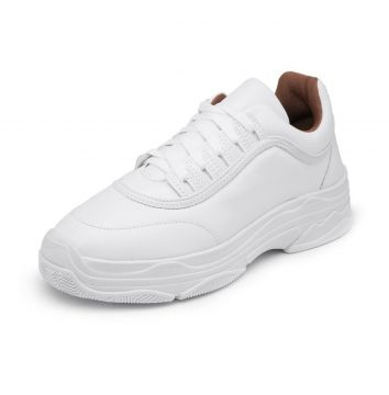 Tenis Trivalle Sneaker Chunky Branco Trivalle Shoes
