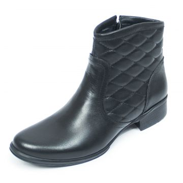 Bota Cano Curto EC Shoes Preto ClaCle