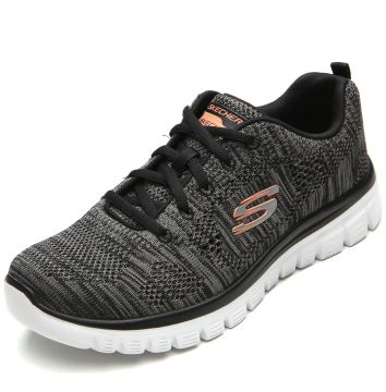 Tênis Skechers Performance Graceful 2.0 Cinza Skechers