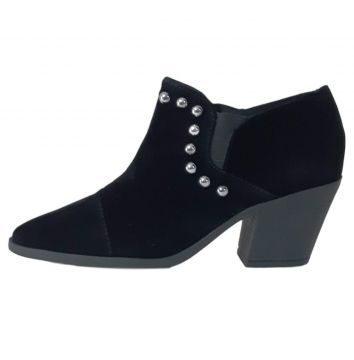 Ankle boot Gabrie Western Metal Preto Gabrie
