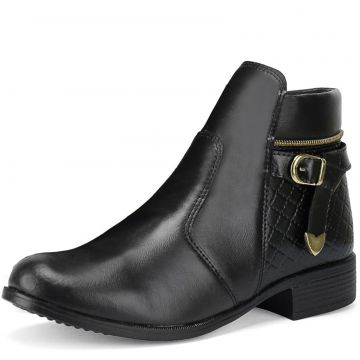Bota Coturno Sw Shoes Country Montaria Preta Sw Shoes