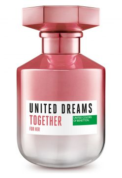 Perfume United Dream Together Her Benetton Fragrances 80ml